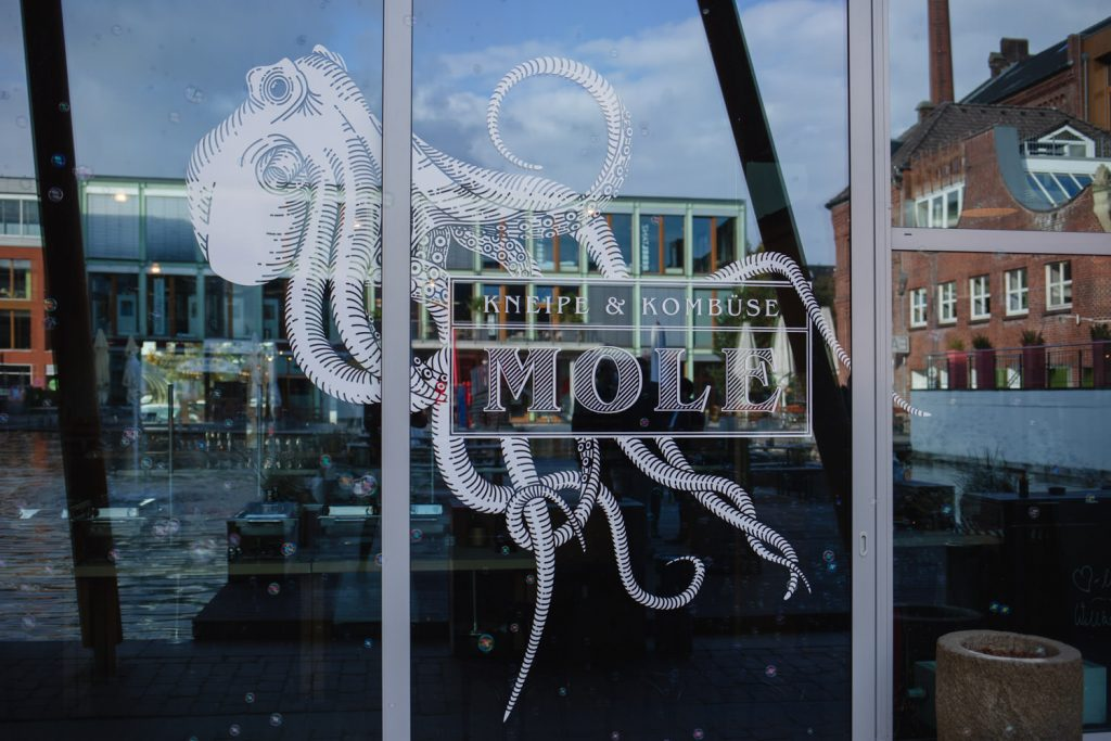 Mole Location in Münster